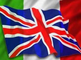 Inglese Italiano