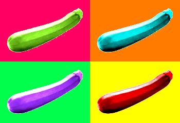 N. Tangari, Four zucchini