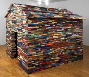 Janet Cardiff and George Bures Miller, The house of books has no windows