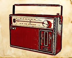 Igor Kislev, Vintage transistor radio