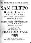 1705.Il rifiuto del Triregno