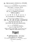 1721.Il trionfo della fede